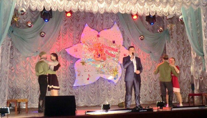 Концерт «Песни, опаленные войной»,  посвященный выводу войск из Афганистана в ДК им. Т.Г. Шевченко (фото) - фото 1