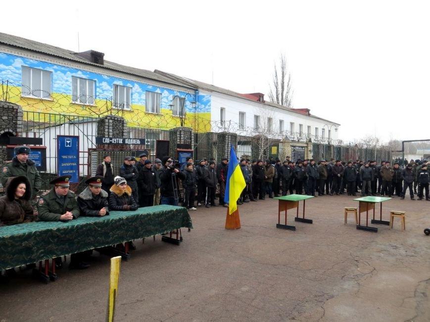 У Коростені засуджені відзначили пам'ять Героїв Небесної Сотні виставою «Гомоніла Україна» (фото) - фото 1