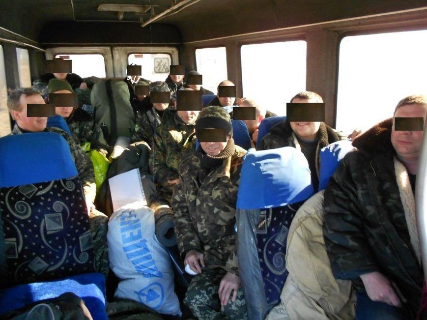 Бойцов 17 танковой в отпуск «подвезли» криворожские волонтеры (ФОТО) (фото) - фото 2