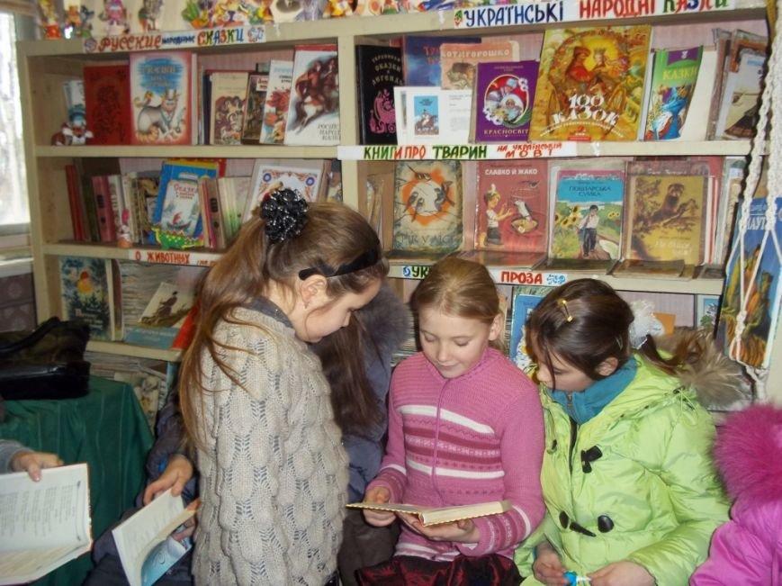 Цикл заходів до Міжнародного дня рідної мови в Слов'янському районі (фото) - фото 1