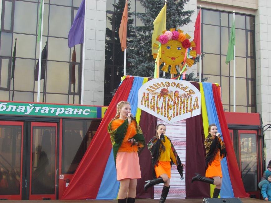 22 февраля в Новополоцке отпраздновали Масленицу, фото-3