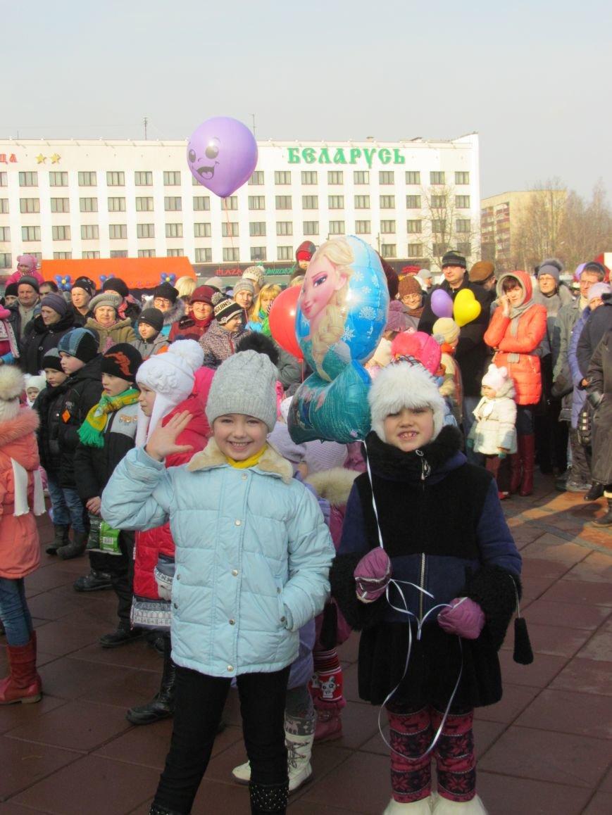 22 февраля в Новополоцке отпраздновали Масленицу, фото-4
