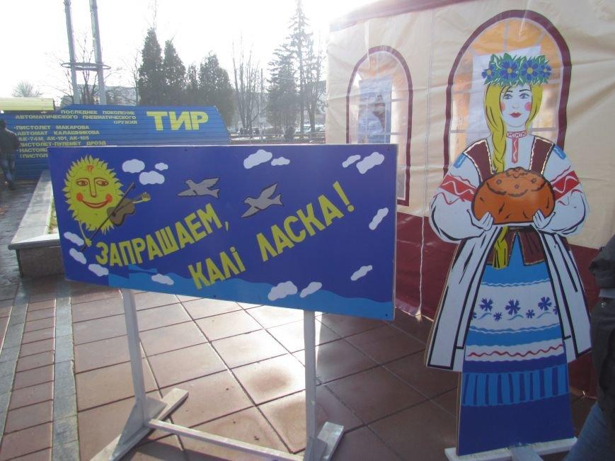 22 февраля в Новополоцке отпраздновали Масленицу, фото-1