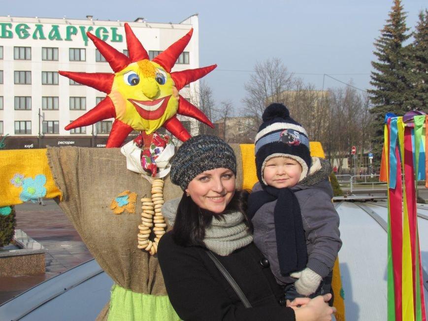 22 февраля в Новополоцке отпраздновали Масленицу, фото-2
