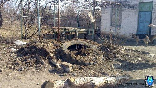В Мариуполе неразорвавшийся снаряд оказался выдумкой, фото-2
