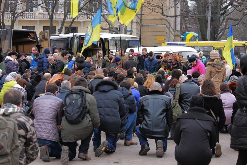 Погибшему под Мариуполем одесскому бойцу нелюди отрезали уши (фото) - фото 1