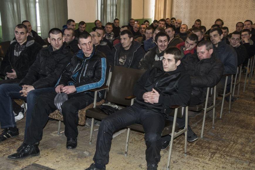 Мариупольским осужденным прививали любовь к родному языку (ФОТО), фото-3