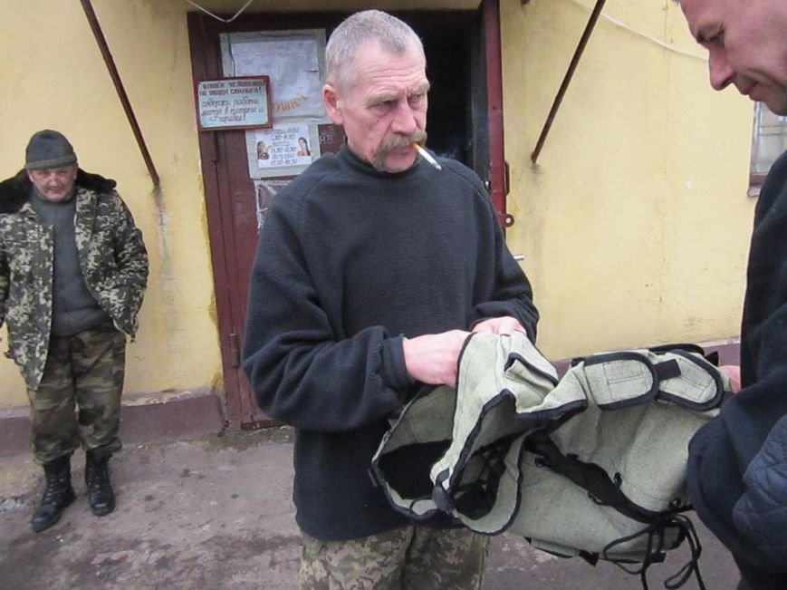 Львівські бійці на передовій отримали торт та салат «Олів'є» від небайдужих людей (ФОТОРЕПОРТАЖ), фото-11