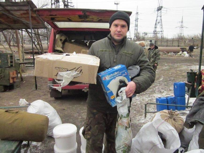 Львівські бійці на передовій отримали торт та салат «Олів'є» від небайдужих людей (ФОТОРЕПОРТАЖ), фото-7