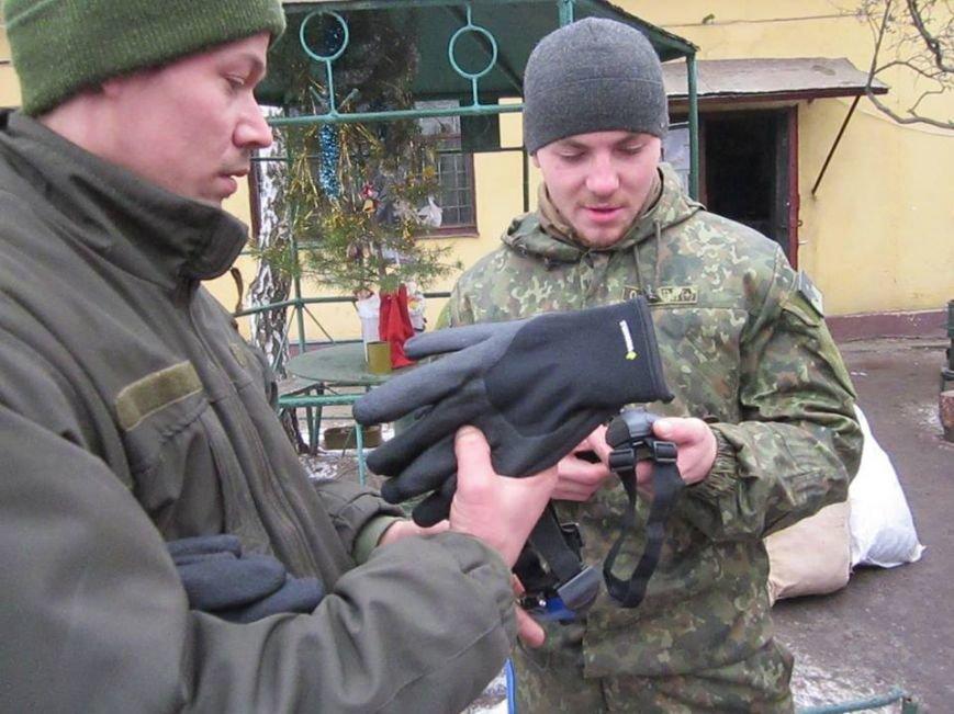 Львівські бійці на передовій отримали торт та салат «Олів'є» від небайдужих людей (ФОТОРЕПОРТАЖ), фото-2