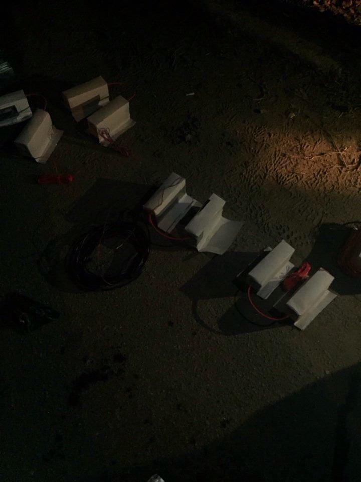 В Мариуполе предотвращен теракт. Погиб милиционер (фото) - фото 1