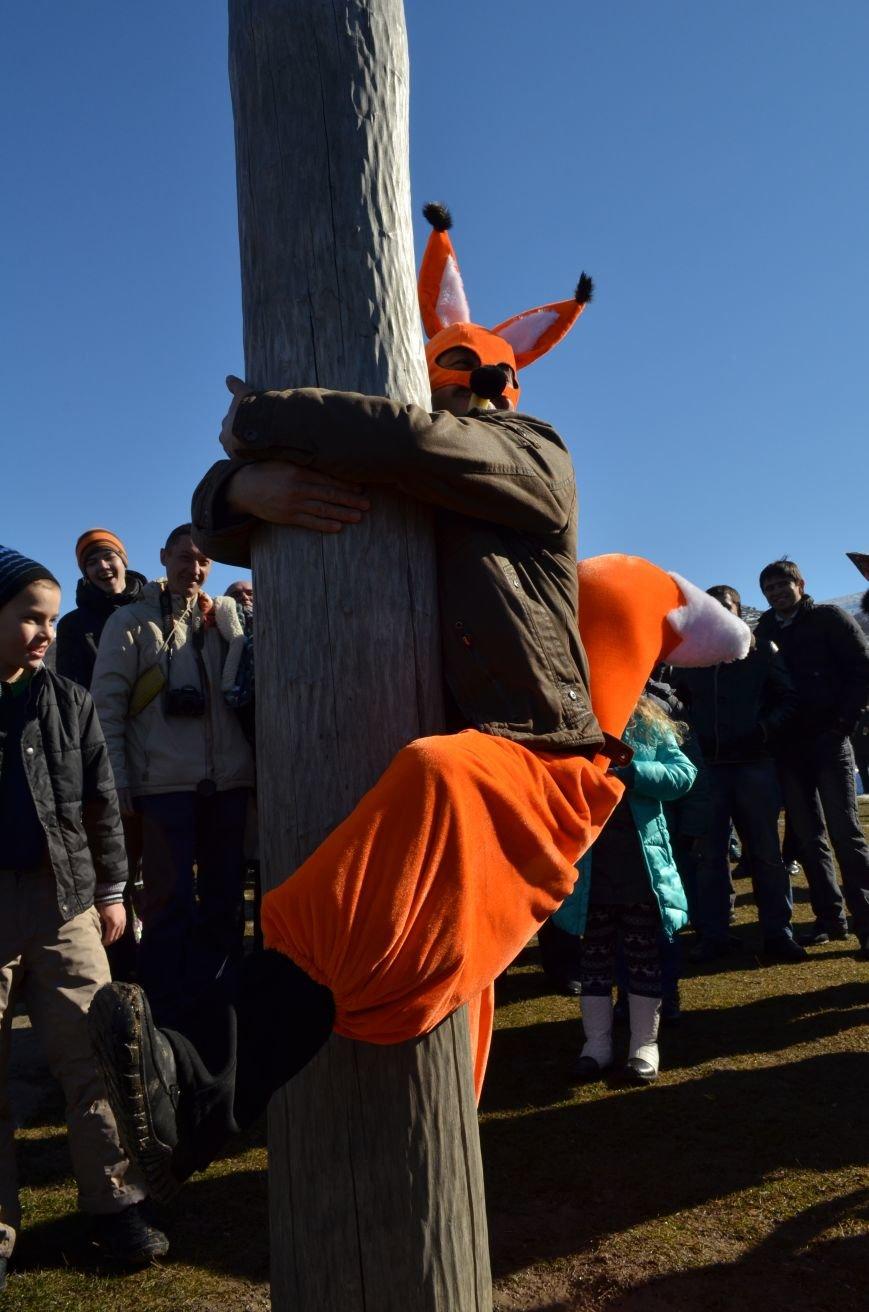 ФОТОРЕПОРТАЖ: Крымчан накормили огромным российским флагом из блинов (+ ВИДЕО), фото-5