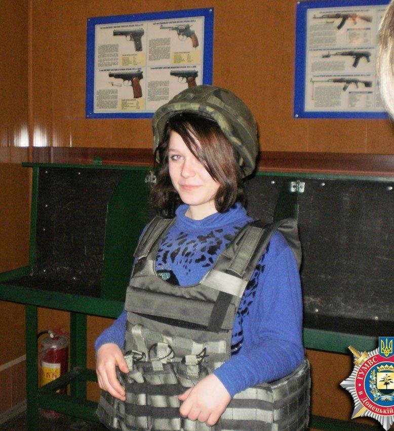 Артемовские старшеклассники узнали, как это – быть милиционерами, фото-3