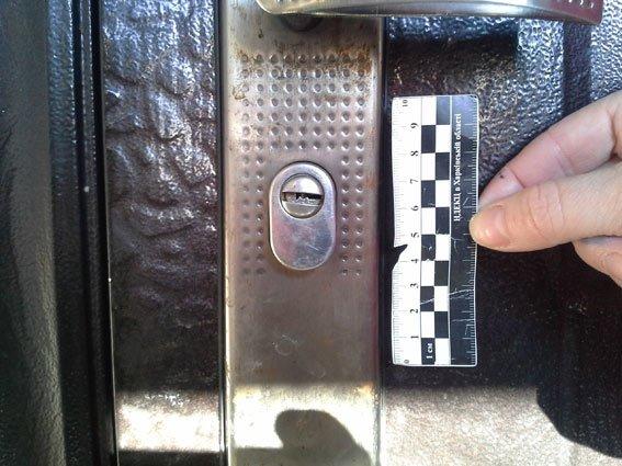 Правохранители задержали мужчину, который убил сестру и скрывался от следствия в с. Доброполье (фото) - фото 1