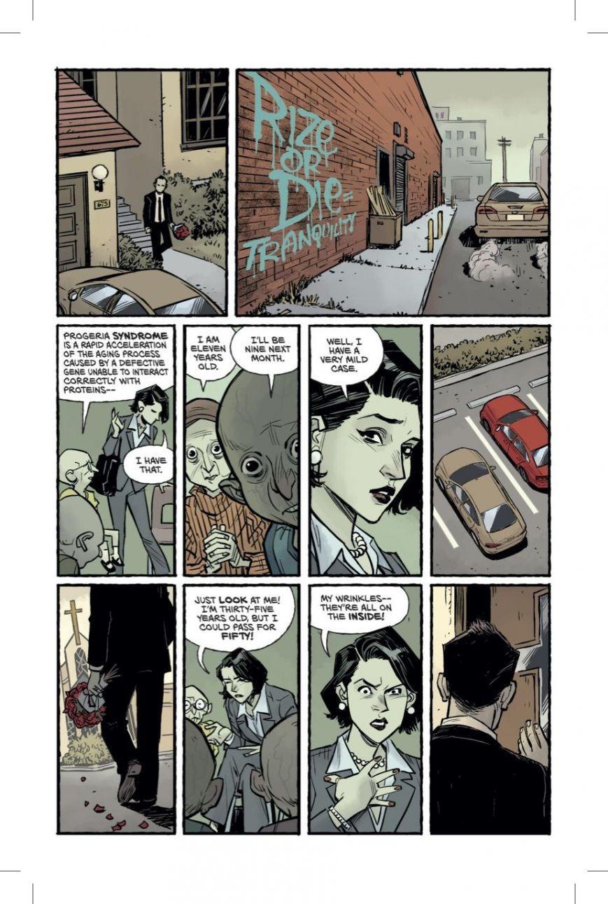 В интернете появились первые страницы комикса «Бойцовский клуб 2» (фото) - фото 1