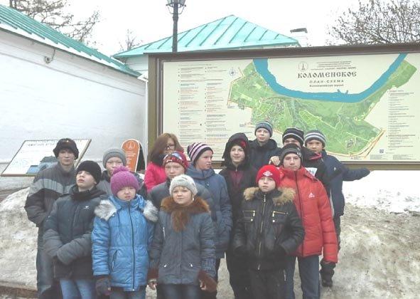 Масленицу в Коломенском отметили воспитанники домодедовского детского дома в сопровождении волонтёров «Крылья ангелов» (фото) - фото 1