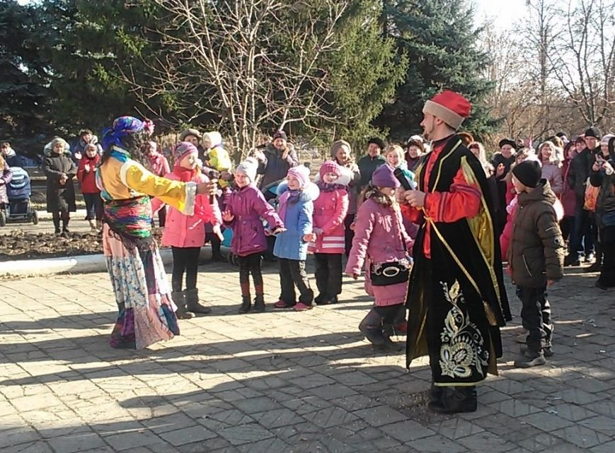 Масленица в Славянском районе (фото) - фото 1