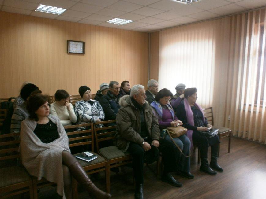 В Заводском районе Днепродзержинска объяснили, как действовать в чрезвычайных ситуациях (фото) - фото 1