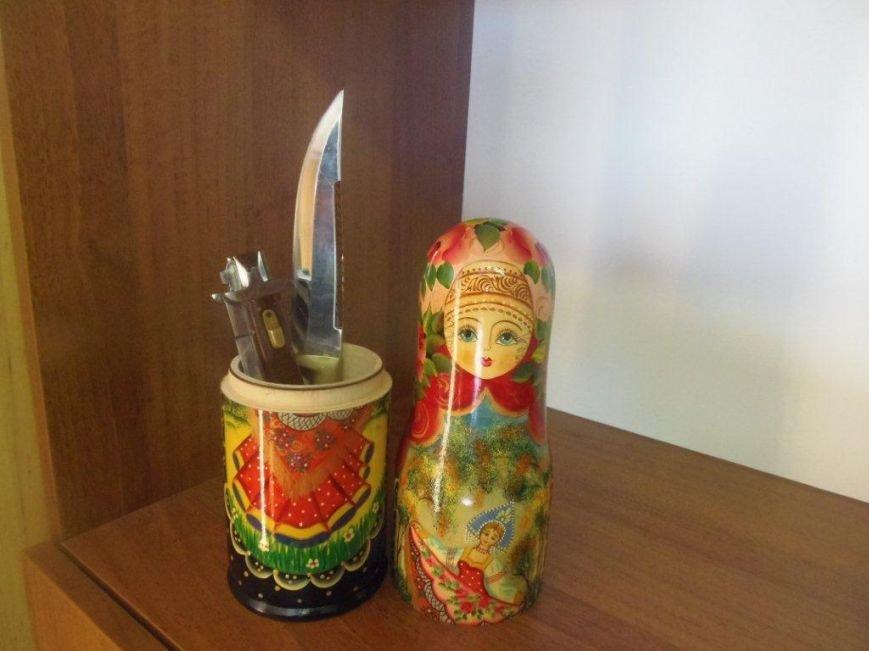 Пограничники Херсонщины: Матрешка - это не только детская игрушка, матрешка - это... (фото) (фото) - фото 2