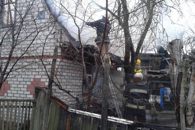 В Чернигове из-за «экономии» хозяина чуть не сгорел его дом (фото) - фото 1