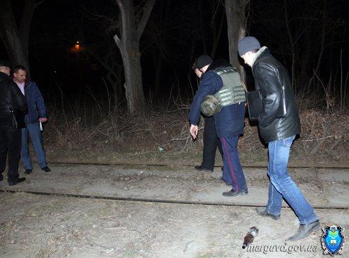 Члены ДРГ, стрелявшие в милиционеров в Мариуполе, проходили обучение в школе диверсантов в Ростове (ВИДЕО), фото-1