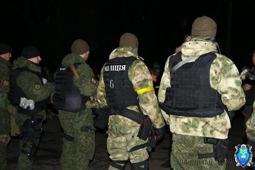Члены ДРГ, стрелявшие в милиционеров в Мариуполе, проходили обучение в школе диверсантов в Ростове (ВИДЕО), фото-5