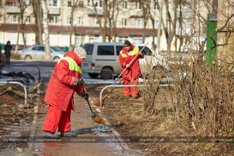 В Харькове стартовал двухмесячник благоустройства «Зеленая весна» (ФОТО) (фото) - фото 2