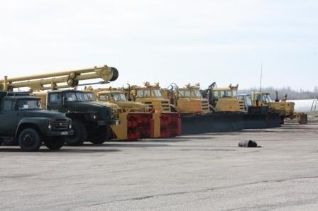 Приводить в порядок запорожский аэропорт будут инвесторы (ФОТО) (фото) - фото 1