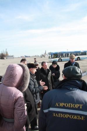 Приводить в порядок запорожский аэропорт будут инвесторы (ФОТО) (фото) - фото 2