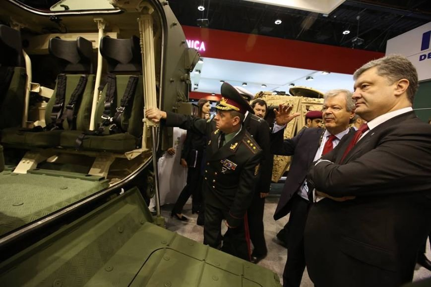 Премьера новых бронемобилей КрАЗа на IDEX-2015 прошла успешно (ФОТО), фото-5