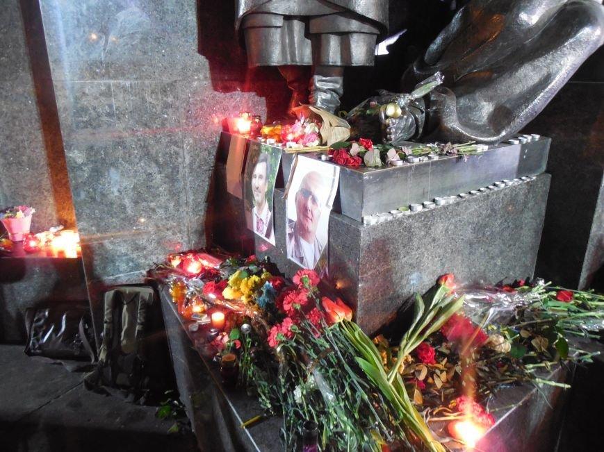 В Харькове почтили память погибших от теракта около Дворца спорта (ФОТО+ВИДЕО) (фото) - фото 1