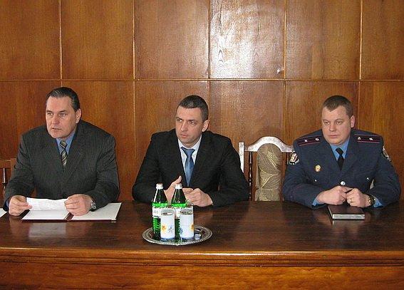 Ужгородській міській та районній міліції представили нових керівників (ОФІЦІЙНО) (ФОТО) (фото) - фото 1
