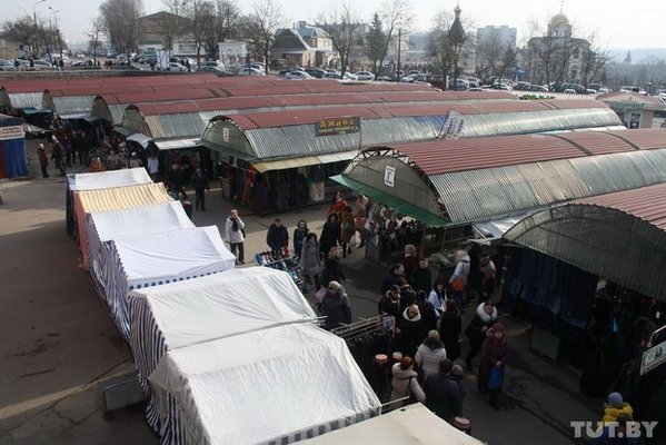 На гродненских рынках предприниматели снижают цены и гадают, что будет в марте (Фото), фото-5