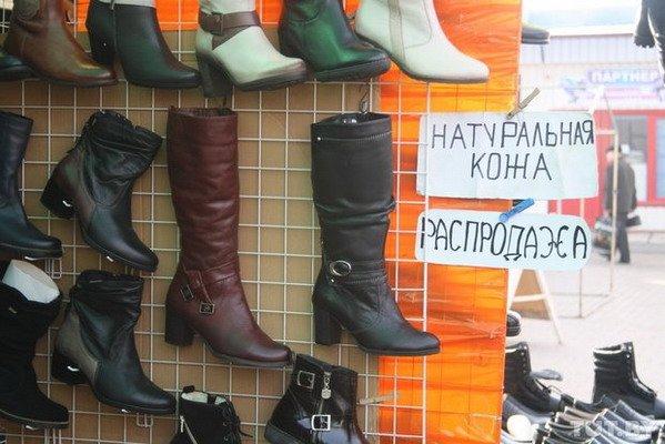 На гродненских рынках предприниматели снижают цены и гадают, что будет в марте (Фото), фото-4
