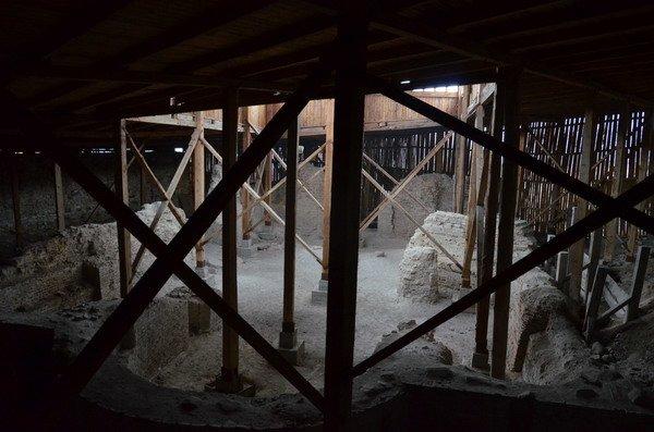 Фоторепортаж: Старый замок в ожидании реконструкции, фото-28