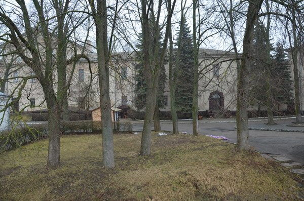 Фоторепортаж: Старый замок в ожидании реконструкции, фото-39