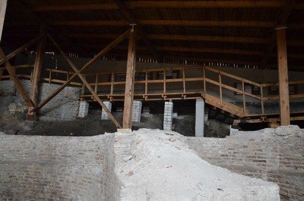 Фоторепортаж: Старый замок в ожидании реконструкции, фото-36