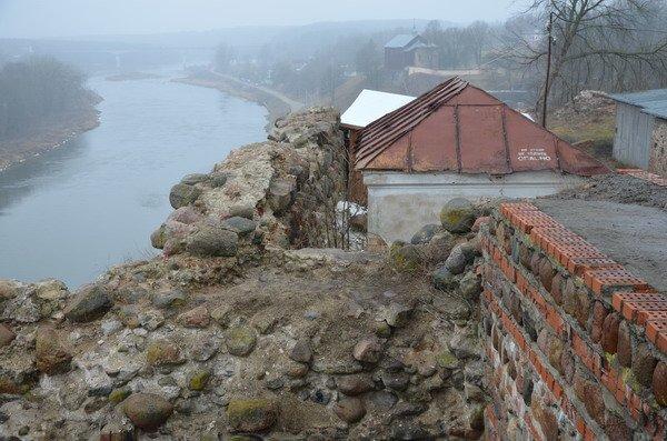 Фоторепортаж: Старый замок в ожидании реконструкции, фото-10