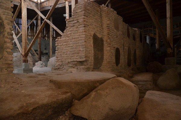 Фоторепортаж: Старый замок в ожидании реконструкции, фото-31