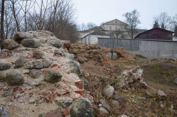 Фоторепортаж: Старый замок в ожидании реконструкции, фото-19