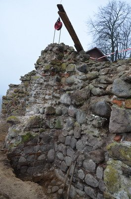 Фоторепортаж: Старый замок в ожидании реконструкции, фото-15