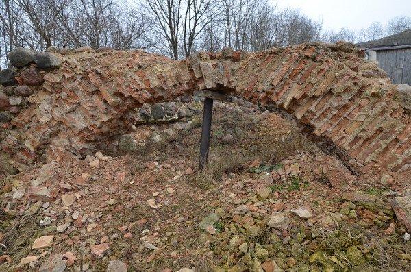 Фоторепортаж: Старый замок в ожидании реконструкции, фото-20
