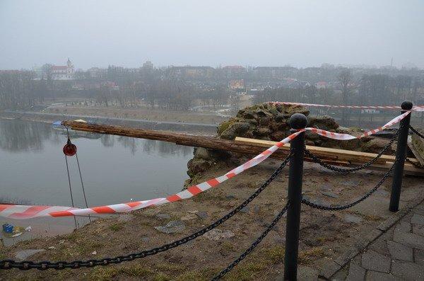 Фоторепортаж: Старый замок в ожидании реконструкции, фото-17
