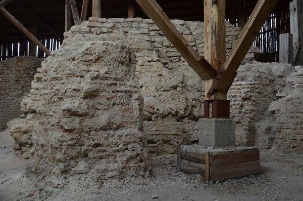 Фоторепортаж: Старый замок в ожидании реконструкции, фото-35