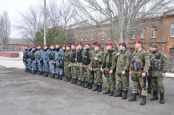 Николаевский спецназ сменил товарищей на «передовой» (ФОТО) (фото) - фото 2