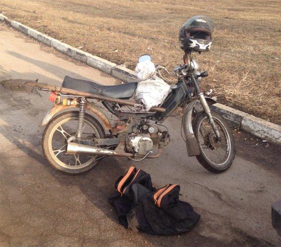 На Кировоградщине поймали «черного археолога». ФОТО (фото) - фото 1
