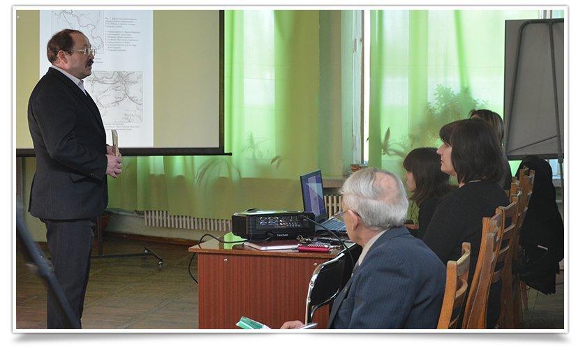 В центральной библиотеке Славянска состоялась презентация исторического альманаха (фото) - фото 1