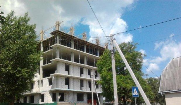 У Львові знесуть багатоповерхівку, яку будують без жодних документів (ФОТО) (фото) - фото 1