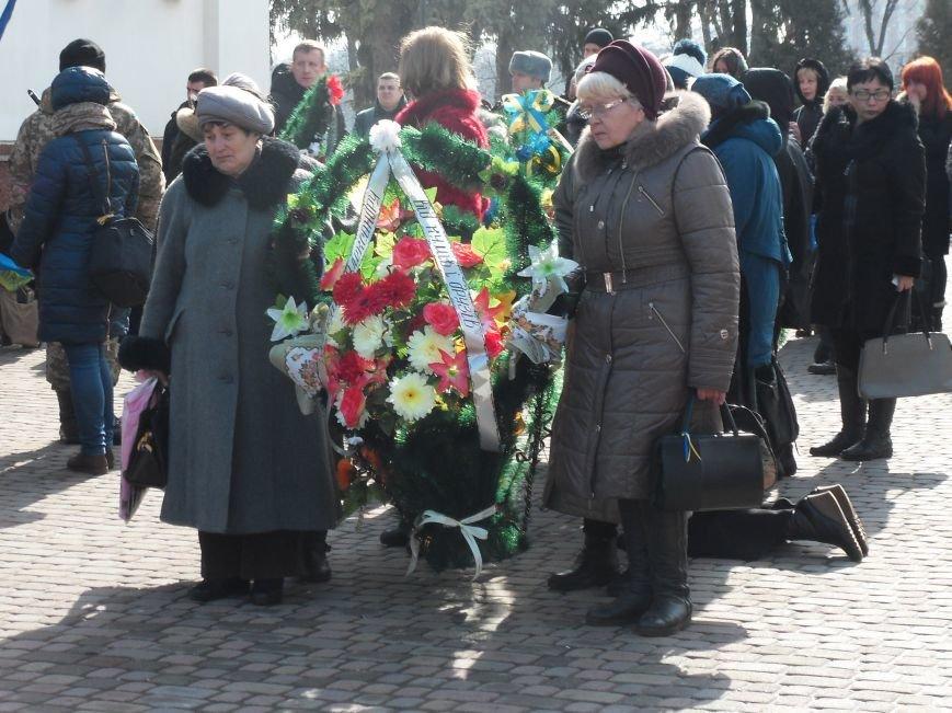 Полтава провела в останню путь Олександра Фролова (фото) - фото 3