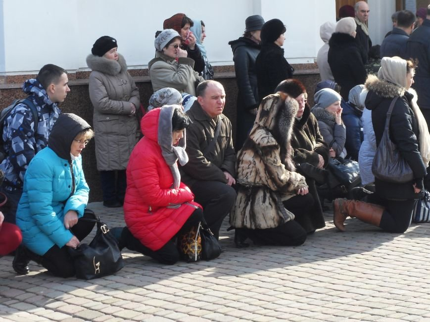 Полтава провела в останню путь Олександра Фролова (фото) - фото 4